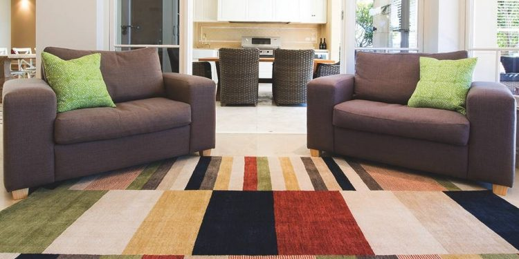 Design Room With Carpets