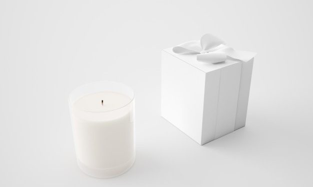 Personalized Packaging of candle boxes